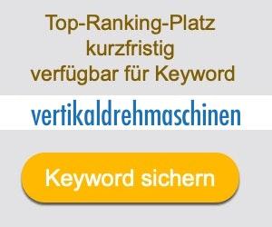 vertikaldrehmaschinen Anbieter Hersteller