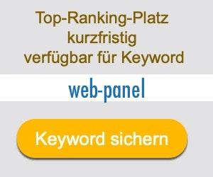 web-panel Anbieter Hersteller