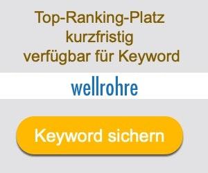 wellrohre Anbieter Hersteller